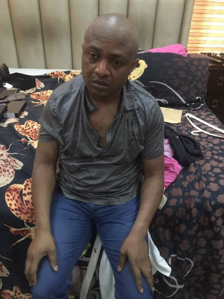 Billionaire Kidnapper,Evans to be paraded in Lagos today   House for